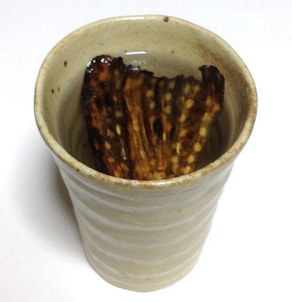 笠子の鰭酒